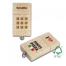 Eco Woody – USB Stick aus FSC-Zertifiziertem Holz