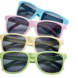 RONGO Sonnenbrille aus Weizenstrohfaser