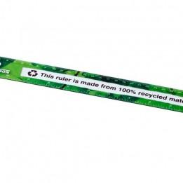 Terran 30 cm Lineal aus 100 % recyceltem Kunststoff