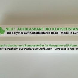 Bio-Klatschstangen aufblasbar
