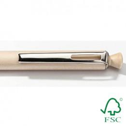 Kugelschreiber Alsek – aus FSC-zertifiziertem Ahornholz