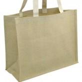 Juco Shopper – Tragetasche aus Jute und Baumwolle