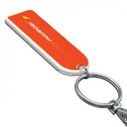 Schlüsselanhänger Mate – mit Chip aus recyceltem Kunststoff