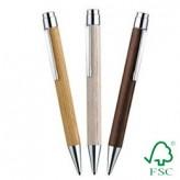 Holzkugelschreiber VIVO aus FSC zertifiziertem Holz