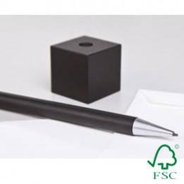 Holzkugelschreiber Stand-Up aus FSC zertifiziertem Holz