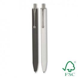 Holzkugelschreiber Allwood – aus FSC-zertifizierter Buche