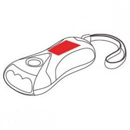 Dynamo-Taschenlampe Handyladegerät