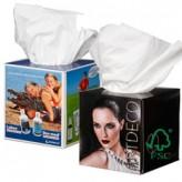 Taschentuchspender Cube – FSC-zertifiziert