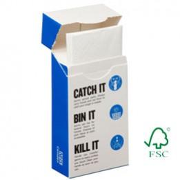 Taschentuchspender Pocket Box – FSC-zertifiziert