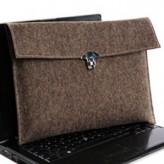 Laptoptasche Talbot – aus Naturwollfilz
