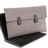 Laptoptasche Jan – aus Naturwollfilz