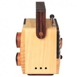 Holzradio WoodyOne