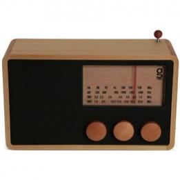 Holzradio WoodyRectangle