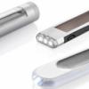 Solar LED Taschenlampe