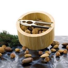 Nussknacker Holzschale