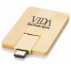 Bambus USB-Stick Memory-Card