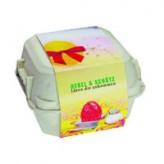Eierpackung Oster – Frühstücks Set