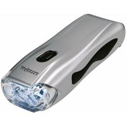 Taschenlampe Dynamoantrieb