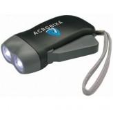 Kleine Dynamo Taschenlampe