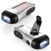 Solar & Dynamo Taschenlampe