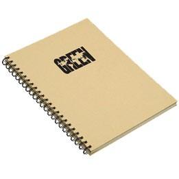 Öko Notizbuch A4