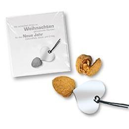 Edelstahl-Nussknacker Heartbreaker